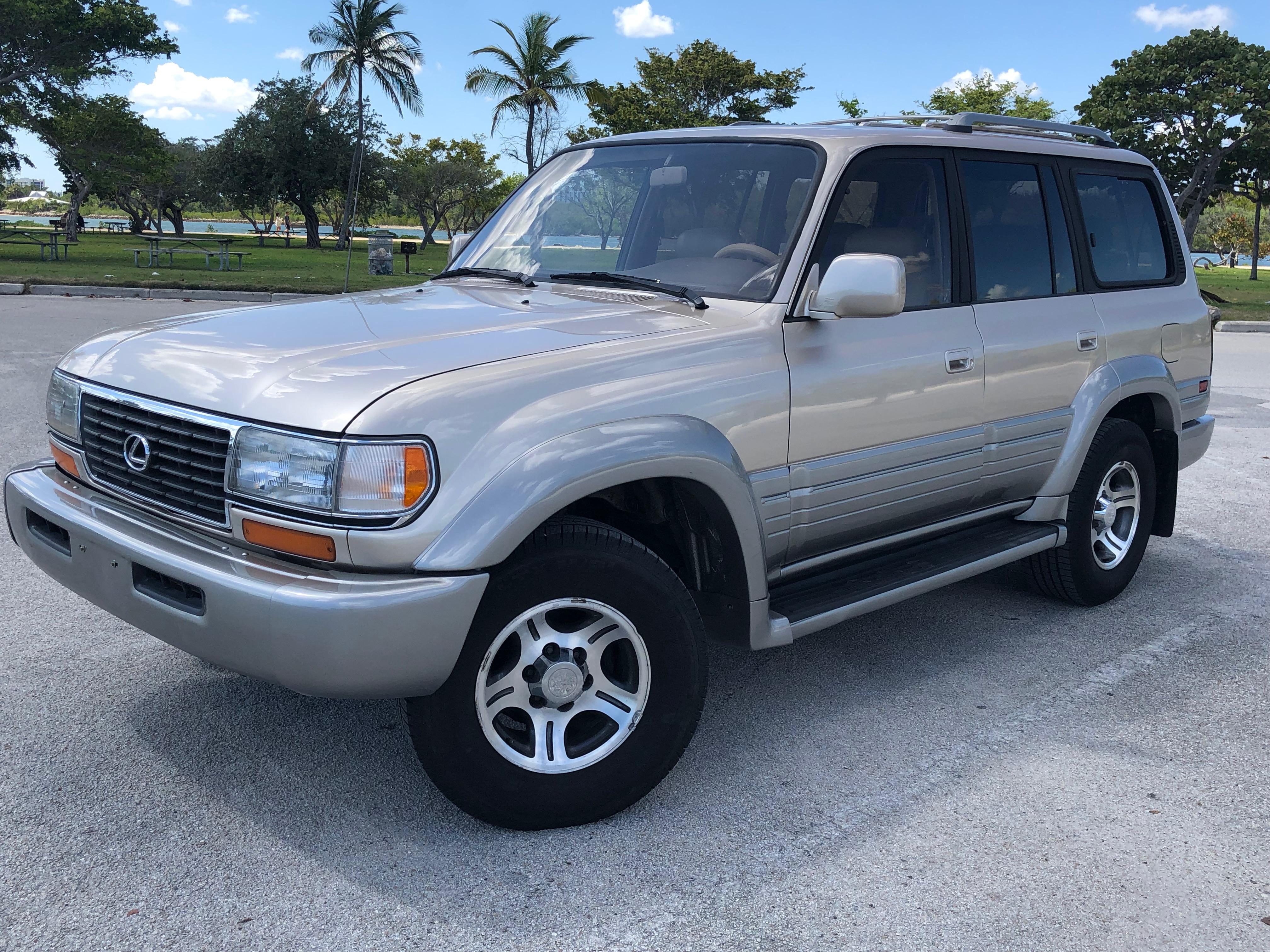 1997 Lexus LX 450 4WD | Totum Cars Miami